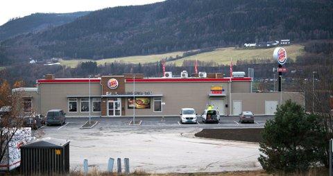 VIL VITE MER: Elverum er et interessant sted for Burger King.