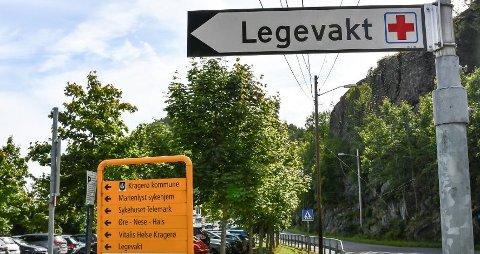 Kragerø kommunestyre vil at en heldøgnbemannet legevakt i Kragerø med lege, skal inngå i utredningen. De vil utrede alternativene både med Rugtvedt, Heistad, Skien og null-alternativet som er å beholde dagens legevakt i Kragerø.