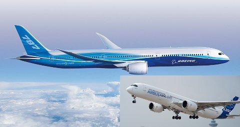 Med en rullebanelengde på 2.400 meter, pluss sikkerhetssoner, kan både Airbus 350 og Boeing 787, fly som brukes på interkontinentale ruter, lande og ta av fra Mo i Rana lufthavn Fagerlia.