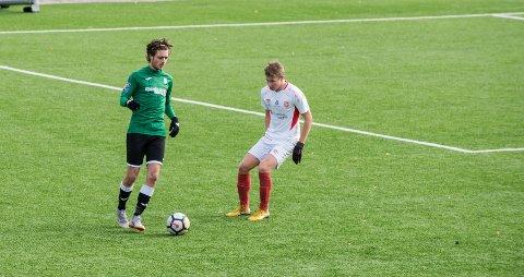 Kristian Emil Bjørndalen har vært et unikum for Gjelleråsen i årets 3.divisjonsesong. I lørdagens kamp mot Skedsmo scoret han to ganger etter at Skedsmo fløy ut av startblokkene.