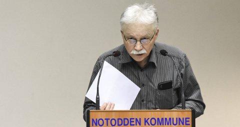 Ikke riktig: Rødts Morten Halvorsen tilbakeviser Borgar Løbergs påstand om at hans parti og Ap har brutt arbeidsmiljøloven i saken.