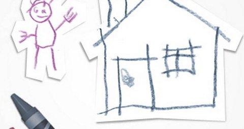 Forklaring: Barna har forklart seg på Barnehuset i Kristiansand. Bildet av egningen har ikke noe med denne spesifikke saken å gjøre.