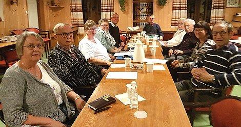 Møte i Sør-Aurdal KrF