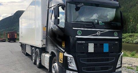 ULOVLIG TRANSPORT: Visse vilkår må være opppfylt for at utenlandske transportører skal få kjøre sine kabotasjeturer innad i Norge etter at de har levert internasjonal last. Denne manglet dokumentasjon.