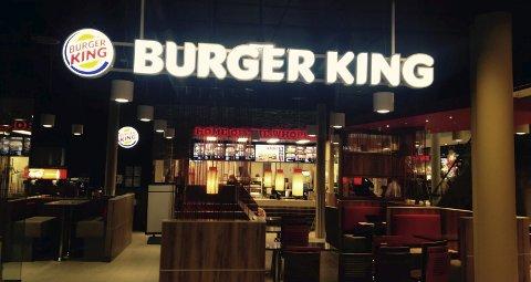 NYTT TILBUD: Brokelandsheia i Gjerstad får Burger King i november.