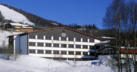 På hotellrommet til en bergensruss fant politiet hasj, kokain og brukerutstyr.