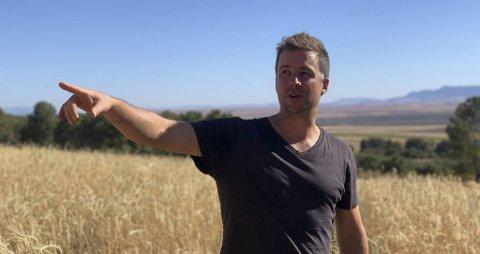 Craig Hawkins er en av vinmakerne som virkelige har satt Swartland og Sør-Afrika på det internasjonale vinkartet.