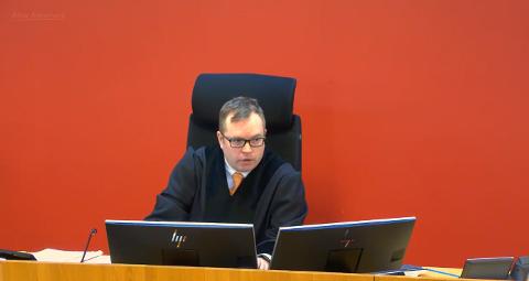 Rettens administrator i rettssaken etter Familiens Hus-brannen i Kirkebygda var Ole Andreas Uttberg.