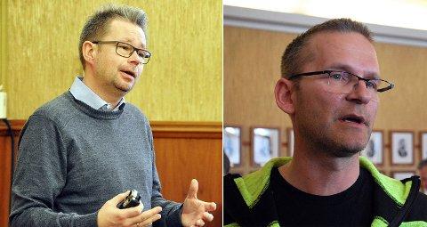 Raymond Robertsen er rådmann i Nordkapp kommune og han har helt andre synspunkter enn tillitsvalgt i Nordkapp Brann- og Redning, Fredrik Helgesen har om omorganiseringen av virksomhetene innad i kommunen.