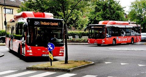 Over 100 busser innstilles fra og med onsdag.