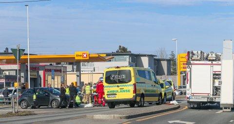 Mopedulykken ved Lundheim