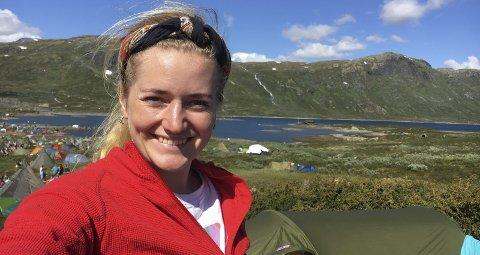 Kan få plass: Emilie Enger Mehl (Sp) er Hedmarks andrekandidat til høstens Stortingsvalg.