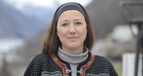 Karine Einang trivets med fridomen jobben gir ho, og leiker med tanken om å flytta til USA.