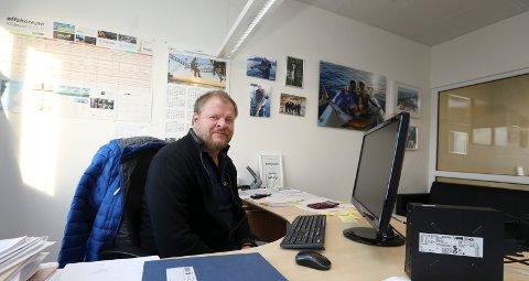 ANDRE OPPGAVER: Grunnlegger og majoritetseier av Multi industrier AS Rune Johan Simonsen har gitt fra seg ansvaret for den daglige driften for mange år siden. Nå jobber han stort sett med eiendom.
