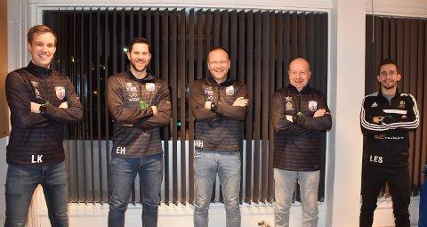 Disse personene skal lede Aurskog-Høland fotballklubb neste sesong.
