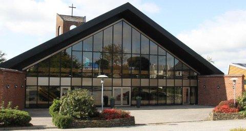 ÅPEN KIRKE: Søndag åpne Bryne kyrkje dørene for å minnes Sigbjørn Sveli.