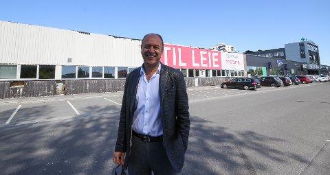 HAR GJORT SITT: Daglig leder Espen Klevmark i Enata Eiendom mener det er greit at andre nå overtar Skofabrikken. - Jobben min er å kjøpe og selge eiendom, sier han.