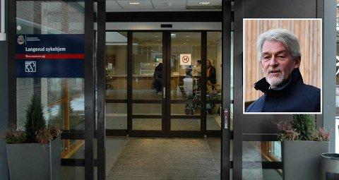 BEREDT: Leder for Sykehjemsetaten, Helge Jagmann, er beredt til å stramme inn på blant annet besøksregler hvis ny smitte skulle bre seg på sykehjemmene.