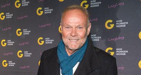NORDSTRANDBOER: Nils Gunnar Lie under God Morgen Norges 25-årsjubileum i fjor.
