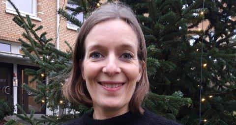 BARNAS VAKTBIKKJE: – Det handler om å trå til når det gjelder for barna våre, sier Ingebjør Westgaard.