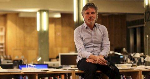 Foredrag og workshop: Greger Ulf Nilson kommer til Larvik både med et foredrag og tilbyr samtidig workshop. Foto: Kreativt Forum