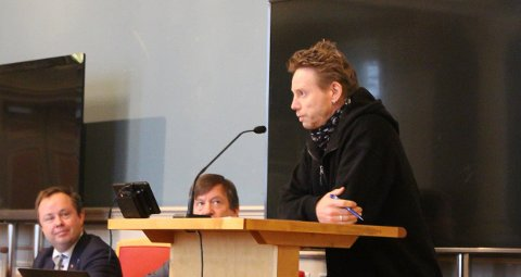 LETTET: Pål Berby (Rødt) er enig med rådmannens uttalelse.