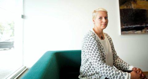 Forberedt på reaksjoner: Sølvi Brekklund Sæves tar på sin blogg opp det hun mener er en uheldig sjargong i det politiske miljøet i Rakkestad.Arkivfoto