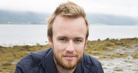 Myra: Kristian Sivertsen startet plateselskap for å gi unge artister en mulighet til å bli hørt.