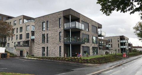 10 nye leiligheter i Storgata er bekreftet solgt.