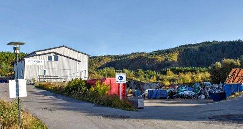 ReMidt IKS har overtatt for Miljøservice Averøy AS på anlegget på Kårvåg.