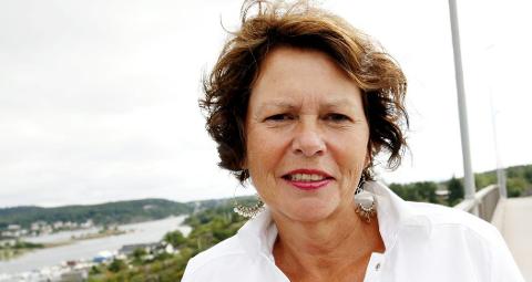 VITNET: Tidligere Tjøme-rådmann Christine Norum var etterforsket for mulig tjenesteforsømmelse i sin rådmannsstilling. Saken mot henne ble henlagt av Økokrim. Torsdag vitnet hun i rettsaken mot sine tidligere underordnede.