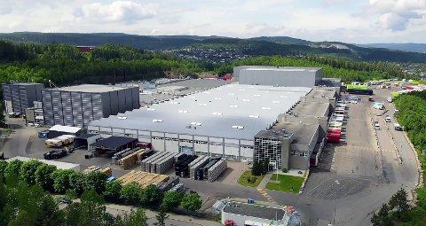 FABRIKK PÅ GJELLERÅSEN: Ringnes har sin fabrikk på Gjelleråsen. Avløpsvannet fra fabrikken går ut på avløpsnettet til Oslo kommune.