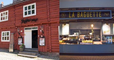SELGES: Umoe Restaurants, som eier Peppes Pizza og La Baguette-kjedene, får nye eiere. Peppes Pizza i Tønsberg er er drevet på franchisebasis, og omfattes ikke av salget som sådan.