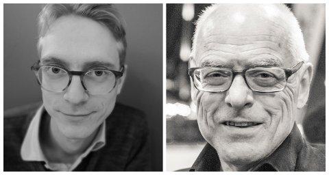 ARKITEKTURSTRID: Samfunnsgeograf Alf Jørgen Schnell går hardt ut mot Audun Engh og Arkitekturopprøret. Nå svarer Engh på kritikken.