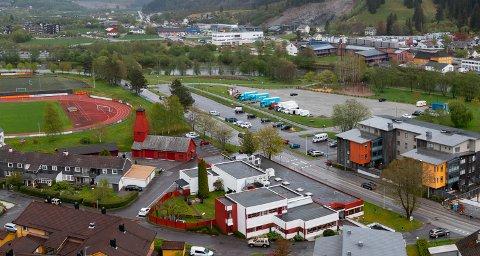 NRK-bygget NRK Sogn og Fjordane