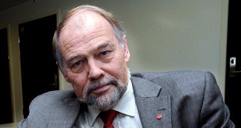 Svein Roald Hansen.