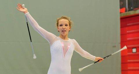 Leah Hauge-Brarud kvalifiserte seg til VM 2018.