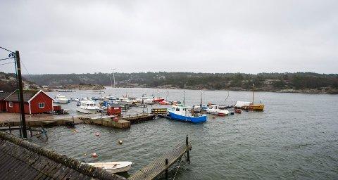 Det er i denne delen av Utgårdskilen det er snakk om å utvide med 45 nye båtplasser. Kommunen har stoppet planene, men politikerne vil se på saken på nytt.