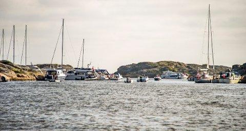 Høyre mener at de foreslåtte endringene i forskriften om fartsbegrensninger, vil legge altfor store begrensninger på båtfolket.