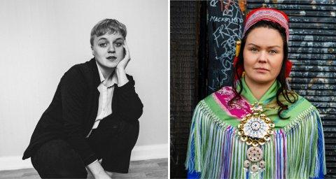 FESTSPILLPROFILER: Ingeborg Oktober fra Hamarøy blir en av to festspillprofiler for Festspillene i Nord-Norge. Den andre er koreograf og filmregissør Elle Sofie Sara.