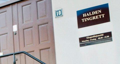 I RETTEN: Straffesaken vil gå for retten i Halden.