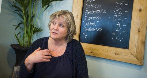 RESTAURANT-GRÜNDER: Hanne Følstad.