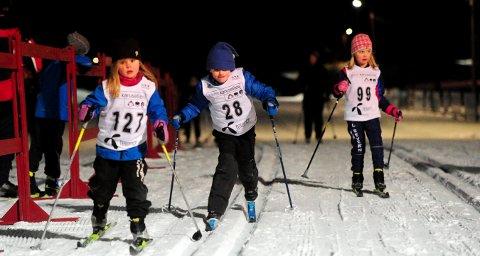 KONGSBERGMESTERSKAP: Tirsdag kveld er det kongsbergmesterskap i langrenn på Heistadmoen.