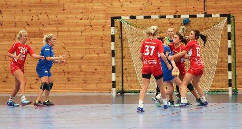4. DIVISJON: Søndag 15. september spiller Lyngdals håndballdamer sesongens første kamp i 4. divisjon.
