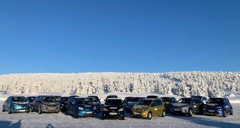ELBILTEST: NAF og Motor har gjennomført verdens største elbiltest. Den sier mye om vinterlading.