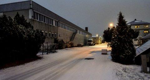 Byggeplaner: På Søly foreligger det planer om å erstatte det tidligere industribygget til venstre med boliger. foto: espen vinje