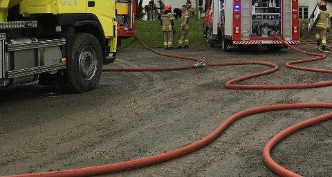 GODE RÅD DYRE: Når det brenner, gjelder det å handle rett. Brannvesenet har noen råd å gi deg.