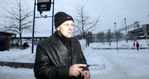 Oppgitt: Jernbanevanviddet til samferdselsminister Ketil Solvik-Olsen fortsetter, skriver en oppgitt Arvid Herland.