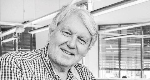 Terje Svendsen, ansvarlig redaktør i Østlands-Posten.