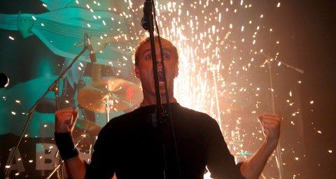 REUNION: Om drøye fire uker står det norgeskjente bandet på scenen på ny, klare for å gi full gass fra start til slutt.
